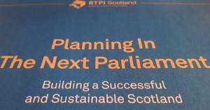 RTPI election manifesto