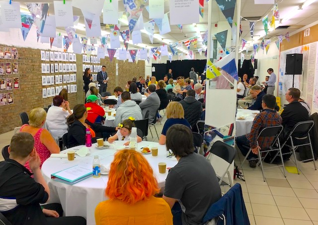 easterhouse charrette